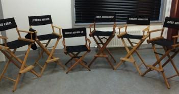 Avengers Set Pic