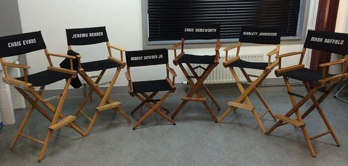 'Avengers' Cast Relaxes During Avengers 2 Filming; Robert Downey Jr shares set pics