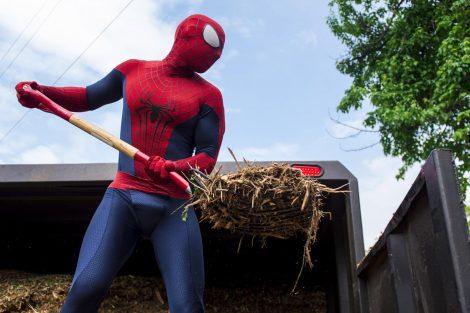 THE AMAZING SPIDER-MAN 2 / Be Amazing Earth Day Celebration 3