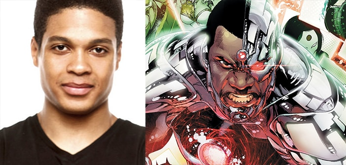 Meet the new Cyborg, Ray Fisher Makes the Cut for 'Batman-Superman' Movie