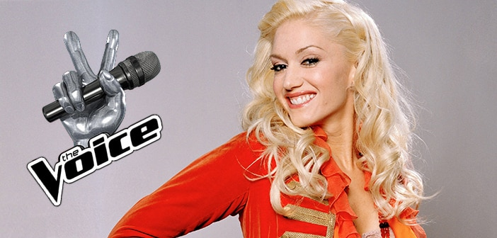 Gwen Stefani to sign up as replacement of Christina Aguilera on 'The Voice'