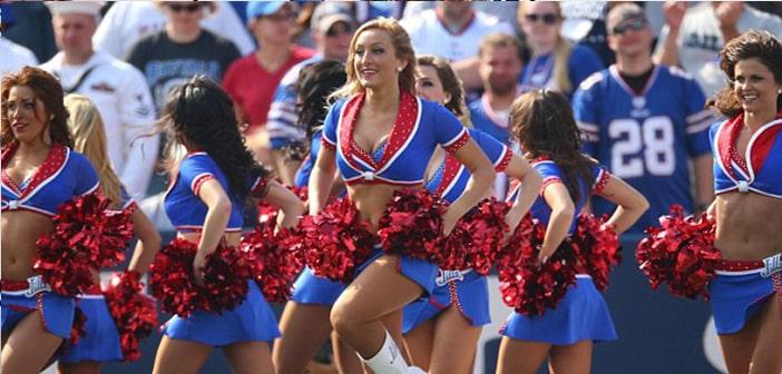 Remarkable, Buffalo bills cheerleaders accept