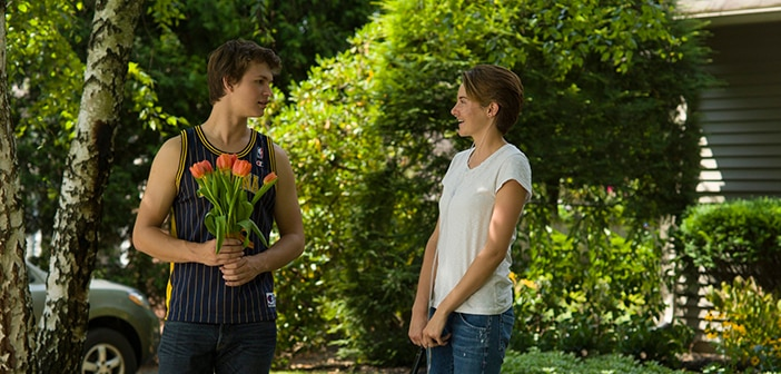 """The Fault In Our Stars"" debuts new extended tear jerker trailer"