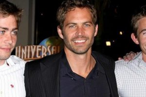 Paul Walker's Brothers to Fill In For His 'Fast & the Furios 7' Scenes