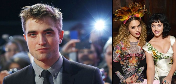 The Lady Of The Week rumors has dating Robert Pattinson? Katy Perry's Stylist