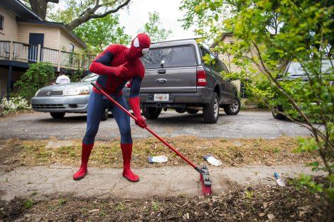 THE AMAZING SPIDER-MAN 2 / Be Amazing Earth Day Celebration 4