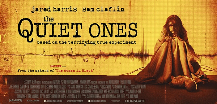 --CLOSED--THE QUIET ONES - ADVANCE SCREENING GIVEAWAY--CLOSED-- 2