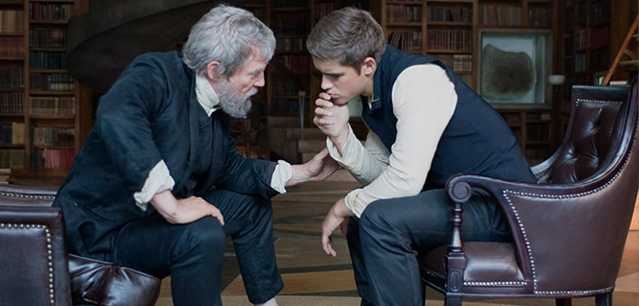 """'The Giver' Featurette shows """"What Lies Beyond"""""""