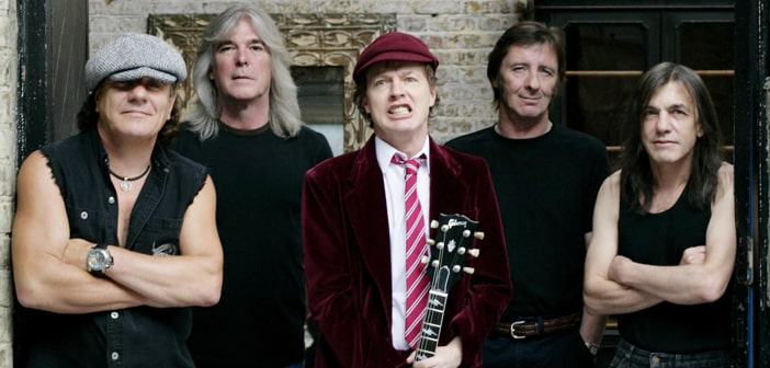 Word's Out, AC/DC May Be Heading For Retirement This Year