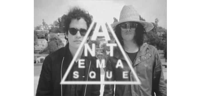 Red Hot Chili Peppers' Flea and Former Mars Volta Members Form New Group 'Antemasque'