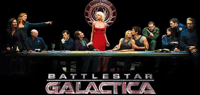 'Battlestar Galactica' Movie Reboot seems to Be Happening
