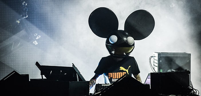 "Deadmau5 Rags On Arcade Fire for ""Actual Instruments"" Remark 1"