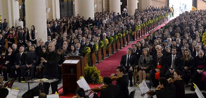 Mexico and Colombia remember Gabriel Garcia Marquez with memorials 1