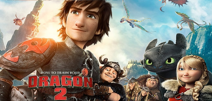 'How To Train Your Dragon 2' Trailer Introduces More Family, More Troubles, and More Dragons 1