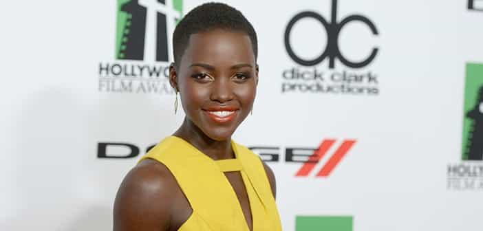 PEOPLE Magazine Marks Lupita Nyong'o as The Most Beautiful Person Of the Year