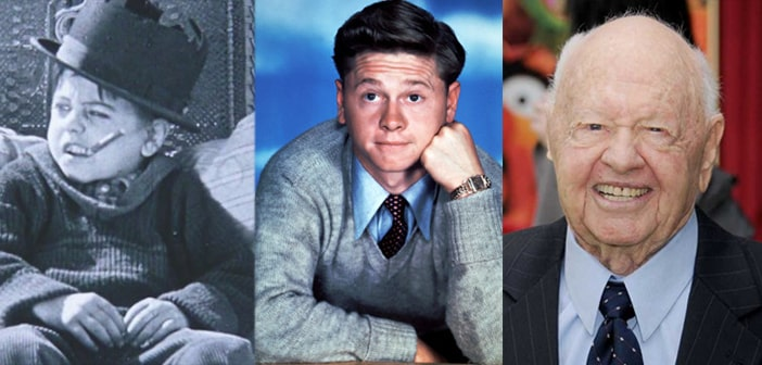 Legendary Star Mickey Rooney Dies at 93