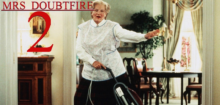 'Mrs. Doubtfire' sequel in the works with some familiar faces