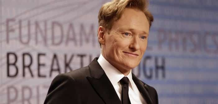 Conan O'Brien Speaks On Stephen Colbert Choice For 'Late Show' Host