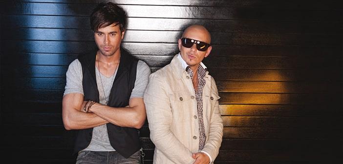 Enrique Iglesias Tour 2014 with Pitbull: Stars Announce Coast-to-Coast Tour