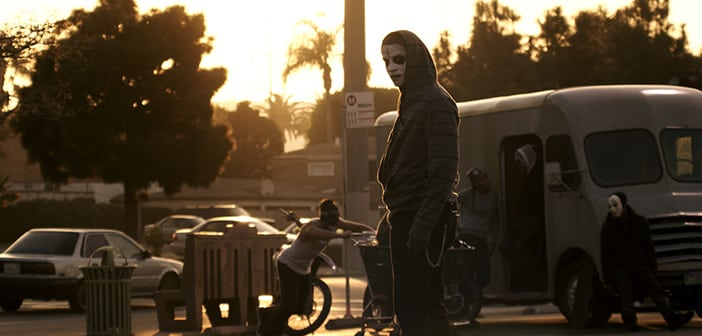 ' The Purge' Sequel Trailer Shows Its Annual Anarchy 2