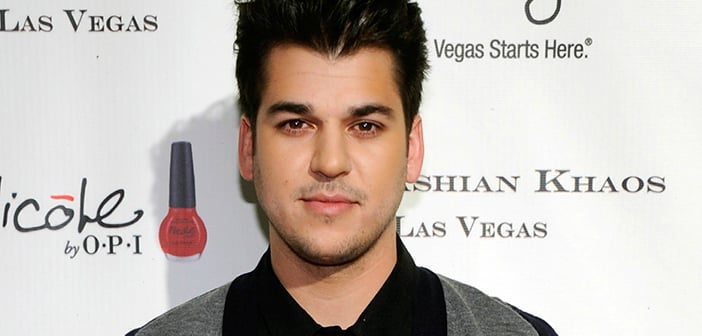 Rob Kardashian Posts Odd Tweet And Promptly Restarts Whole Account