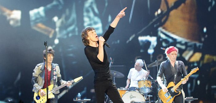 Rolling Stones Tour Resumes With Band Rescheduling Canceled Shows