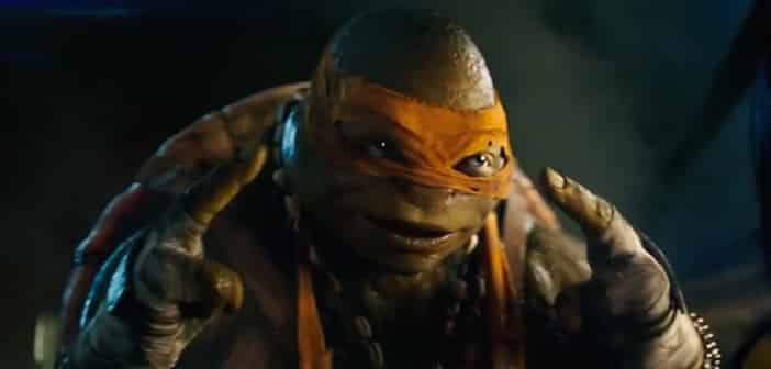 TMNT Tv Spot 'Brothers' Rises Up