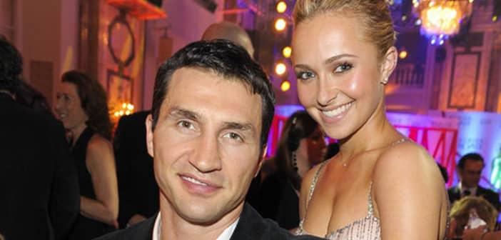 Hayden Panettiere and Fiance Wladimir Klitschko Expecting First Child