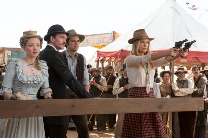 New Content 'A MILLION WAYS TO DIE IN THE WEST' - Posters, Still, and Clip! 11