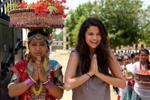 UNICEF Ambassador Selena Gomez Visits Nepal  10