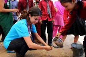 UNICEF Ambassador Selena Gomez Visits Nepal  3