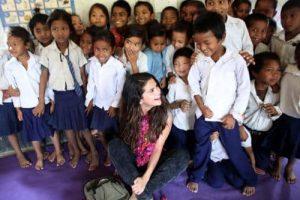 UNICEF Ambassador Selena Gomez Visits Nepal  2