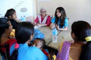UNICEF Ambassador Selena Gomez Visits Nepal  8