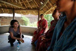 UNICEF Ambassador Selena Gomez Visits Nepal  6