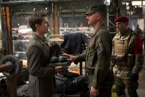 EDGE OF TOMORROW New Announcement Video & Film Stills 17