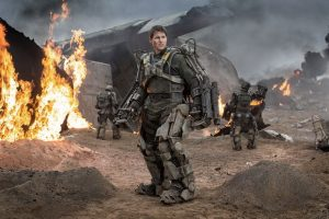 EDGE OF TOMORROW New Announcement Video & Film Stills 11