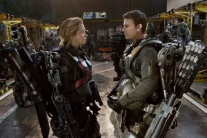 EDGE OF TOMORROW New Announcement Video & Film Stills 18