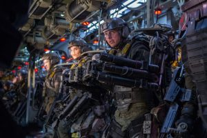 EDGE OF TOMORROW New Announcement Video & Film Stills 16