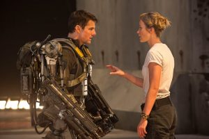 EDGE OF TOMORROW New Announcement Video & Film Stills 21