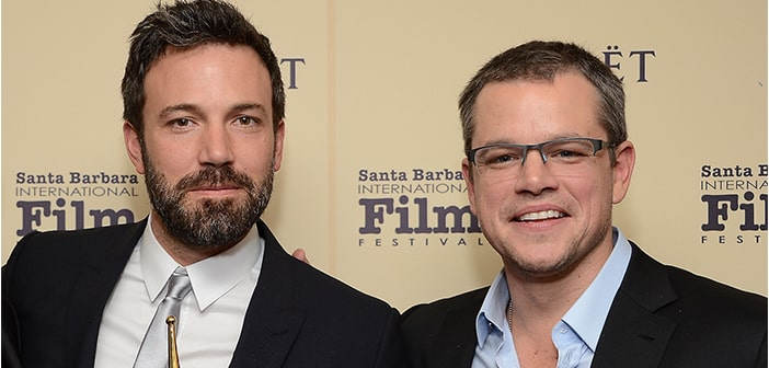 HBO's Project Greenlight Will Be Returning With Help From Matt Damon and Ben Affleck