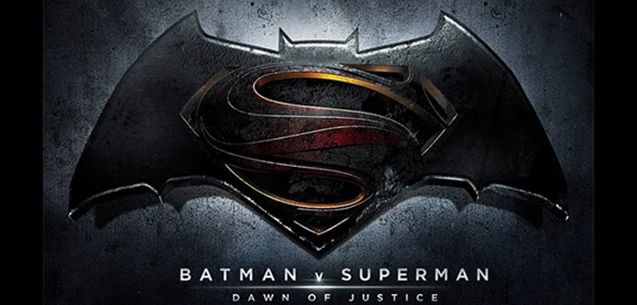 Batman-Superman Movie Finally Gets A Title And Official Logo