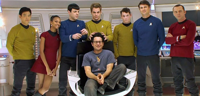 """J.J. Abrams Gets The Boot as New Director for """"Star Trek 3"""" Is Chosen"""