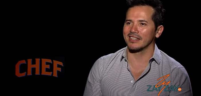 John Leguizamo - CHEF Interview - ZayZay.Com