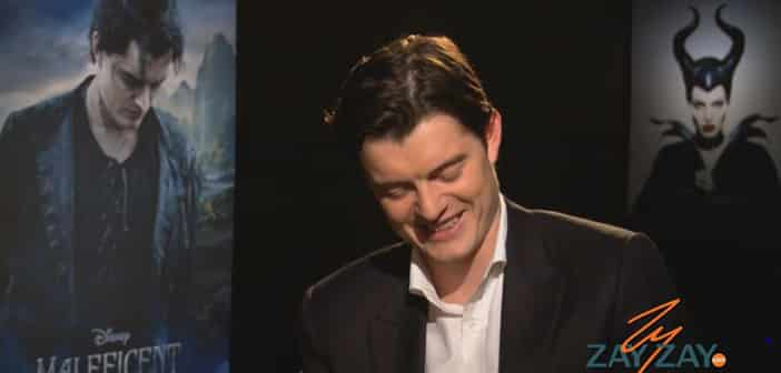 Maleficent - Sam Riley Interview - Zay Zay .Com