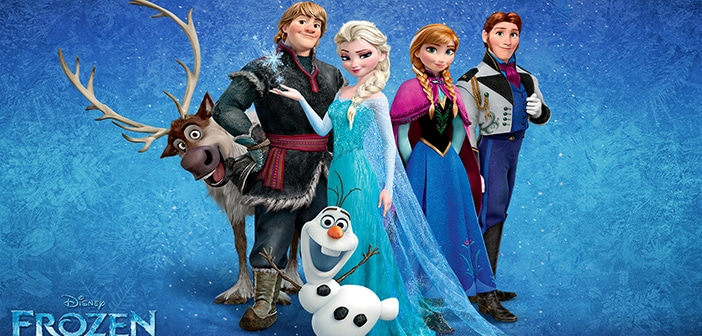 'Frozen' Continues To Climb In Popluarity Among The Highest Grossing Films Of All Time