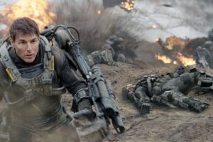 EDGE OF TOMORROW New Announcement Video & Film Stills 20