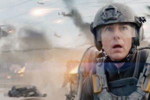 EDGE OF TOMORROW New Announcement Video & Film Stills 3