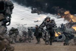 EDGE OF TOMORROW New Announcement Video & Film Stills 26