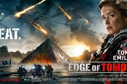 EDGE OF TOMORROW 3 Premieres / 3 Countries / 1 Day 2