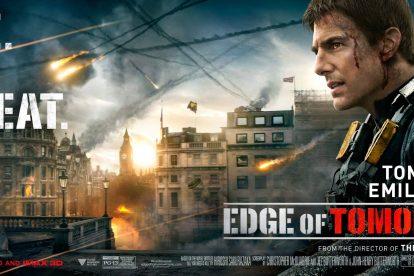 EDGE OF TOMORROW 3 Premieres / 3 Countries / 1 Day 4
